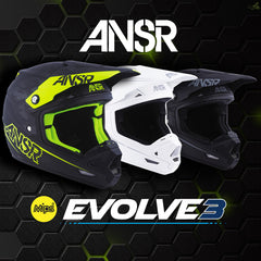 Answer Racing MX 2017 | Evolve 3 MIPS Off-Road Motorcycle Helmet