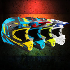 Answer Racing MX 2017 | SNX 2 Off-Road Motorcycle Helmet