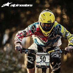 Alpinestars 2017 Cycling Mens MTB Sportswear Gloves Lookbook