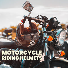 About Motorcycle Riding Helmets