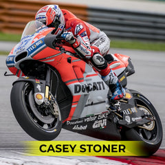 Motorcycle Rider Profile | Casey Stoner