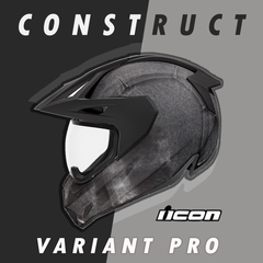 Icon Street Gear 2019 | Introducing The Variant Pro Helmet