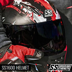 Introducing Speed and Strength SS1600 Critical Mass Full-Face Street Helmet