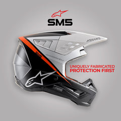 Alpinestars MX 2020 | Supertech M5 Off-Road Helmet Collection