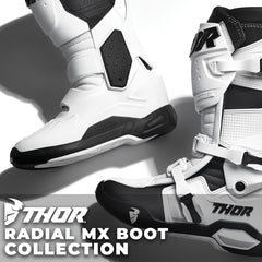 Thor MX 2019 | Radial MX Boot Offroad Motorcycle Racewear