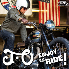 Shoei 2020 | Enjoy the Ride with the new J.O Cruiser Helmet