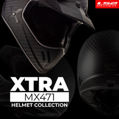 LS2 MX 2019 | Xtra MX471 Off-Road Helmet Collection