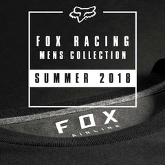 Fox Racing 2018 Summer Lifestyle Men's Collection