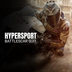 Icon Street Racing Hypersport Battlescar Suit