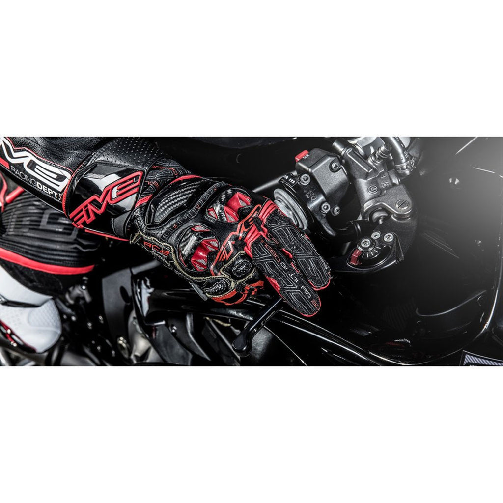 Five Advanced Motorcycle Street Gloves Sizing Guide