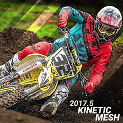 Fly Racing MX 2017.5 | Kinetic Mesh Motorcycle Racewear