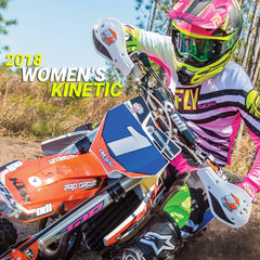 Fly Racing MX 2018 | Kinetic Womens Motorcycle Racewear