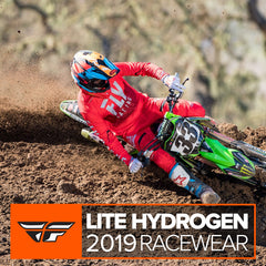 Fly Racing MX 2019 | Lite Hydrogen Motorcycle Racewear