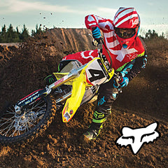 Fox Racing MX Helmets | Introducing the V Series Motocross Helmets