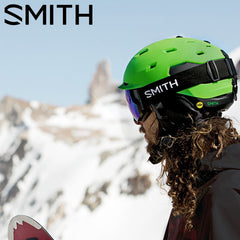 Smith Optics 2018 | Quantum Snow Helmets Collection