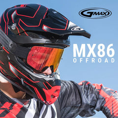 GMAX 2017 | MX86 Off-Road Motorcycle Helmets