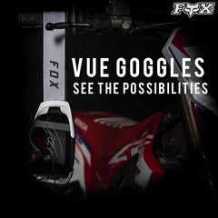 Fox Racing MX 2018 | Vue Offroad Motorcycle Goggles Collection
