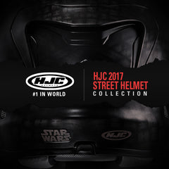 The HJC 2017 Street Helmet Collection