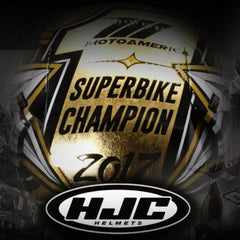 HJC RPHA 11 Pro | The Helmet of Choice for The MotoAmerica 2017 Champ