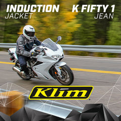 Klim 2017 New Induction Jacket & K Fifty 1 Jean Motorcycle Gear