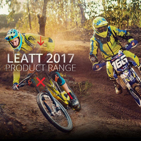 Leatt 2017 | New MTB & MX Offroad Protective Gear Collection