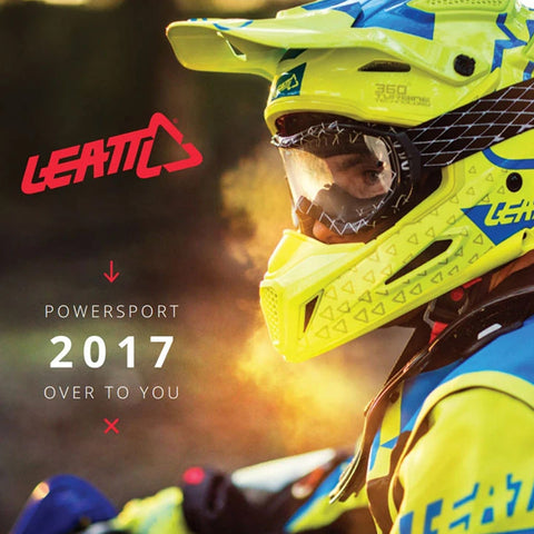 Leatt Over to You GPX Protective PowerSport Catalogue 2017