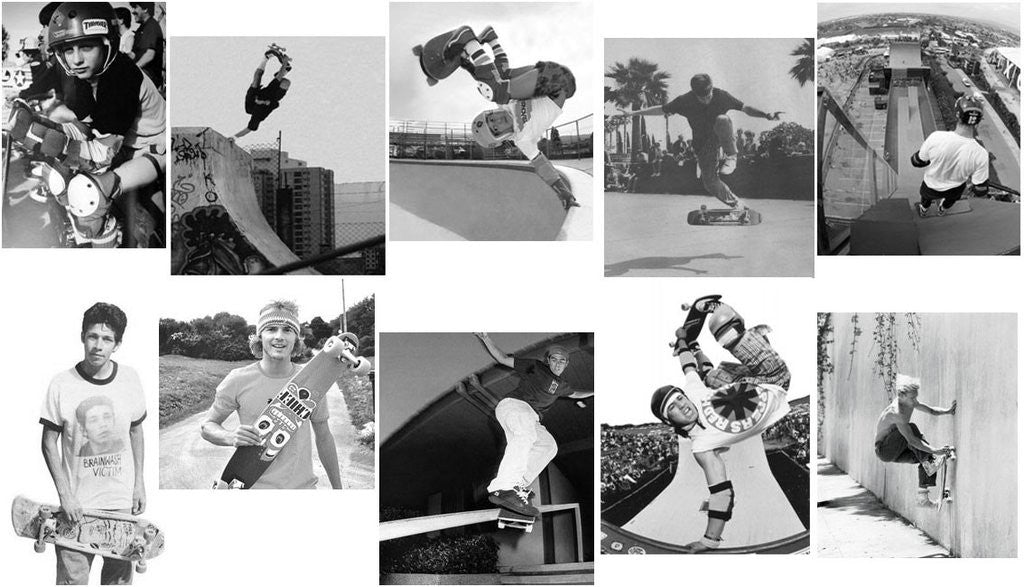 The Top Ten Legendary Skateboarders of All Times