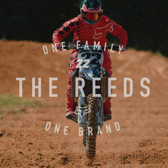 Fox Racing Limited Edition 2017 The Reeds One Family One Brand Collection