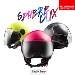 LS2 Motorcycle Helmets 2018 | Sphere Lux OF558 Cruiser Collection