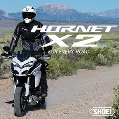 Shoei 2020 Motorcycle Helmets | New Hornet X2 For Every Road
