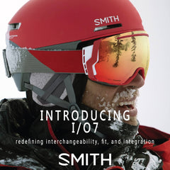Smith Optics 2017 | I/O 7 Snow Goggles Collection