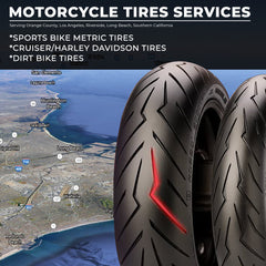 Motorcycle Tires - Motorhelmets Motorcycle Repair & Service in Orange County / Los Angeles