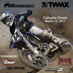 Motorhelmets TWMX Race Series | Cahuilla Creek