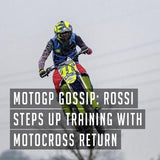 MotoGP Gossip: Rossi Steps Up Training With Motocross Return