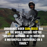 Greatest Distance on a Motorcycle in 24 Hours on a Track