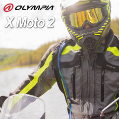 Olympia 2017 Unmatched Performance | The X Moto 2 Street Jackets