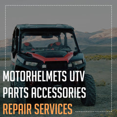 Motorhelmets UTV Repair, Services, Parts & Accessories