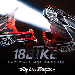 Troy Lee Designs Bike 2018 | D3 Composite Corona Helmet