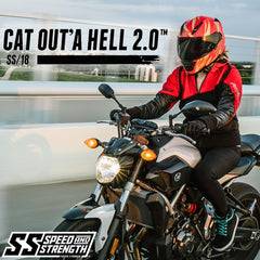 Speed and Strength SS/18 | Womens Cat Out'a Hell 2.0 Collection