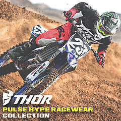 Thor MX 2018 | Pulse Hype Motorcycle Racewear