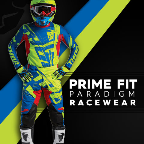 Thor MX 2017 | Prime Fit Paradigm Racewear Collection