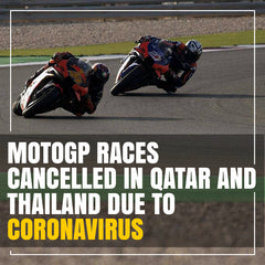 MotoGP Update | MotoGP races cancelled in Qatar and Thailand due to coronavirus