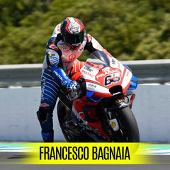 Motorcycle Rider Profile | Francesco Bagnaia