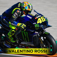 Motorcycle Rider Profile | Valentino Rossi