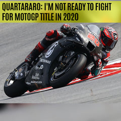 Quartararo: I'm not ready to fight for MotoGP title in 2020 | MotoGP Update