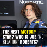 The next MotoGP star? Who is Joe 'no relation' Roberts? | Motogp Update