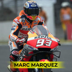 Motorcycle Rider Profile | Marc Márquez