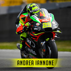 Motorcycle Rider Profile | Andrea Iannone