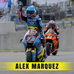 Motorcycle Rider Profile | Alex Marquez