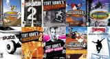 The Top Ten Best Skateboarding Video Games of All Time
